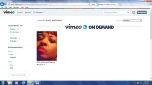 Vimeo On Demand Poster
